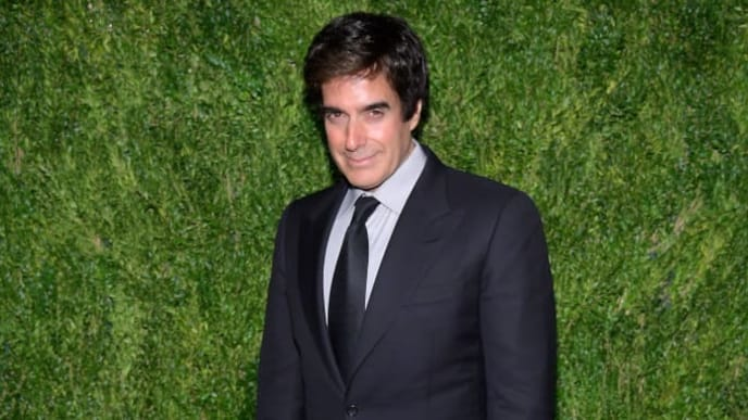 BROOKLYN, NY - NOVEMBER 05:  David Copperfield attends the CFDA / Vogue Fashion Fund 15th Anniversary Event at Brooklyn Navy Yard on November 5, 2018 in Brooklyn, New York.  (Photo by Roy Rochlin/Getty Images)