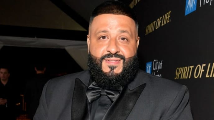 SANTA MONICA, CALIFORNIA - OCTOBER 10: DJ Khaled attends City Of Hope Spirit Of Life Gala 2019 on October 10, 2019 in Santa Monica, California. (Photo by Lester Cohen/Getty Images for City of Hope)
