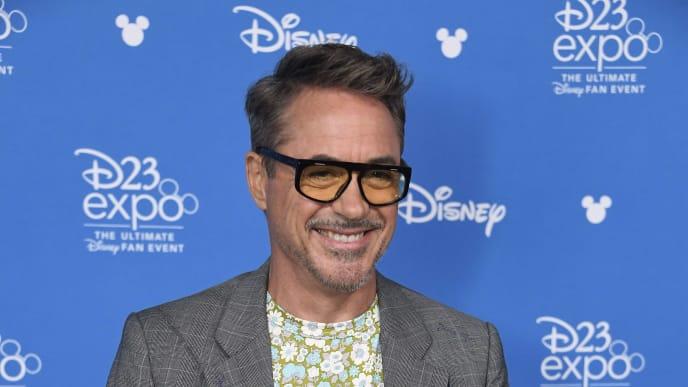 ANAHEIM, CALIFORNIA - AUGUST 23: Robert Downey Jr. attends D23 Disney Legends event at Anaheim Convention Center on August 23, 2019 in Anaheim, California. (Photo by Frazer Harrison/Getty Images)