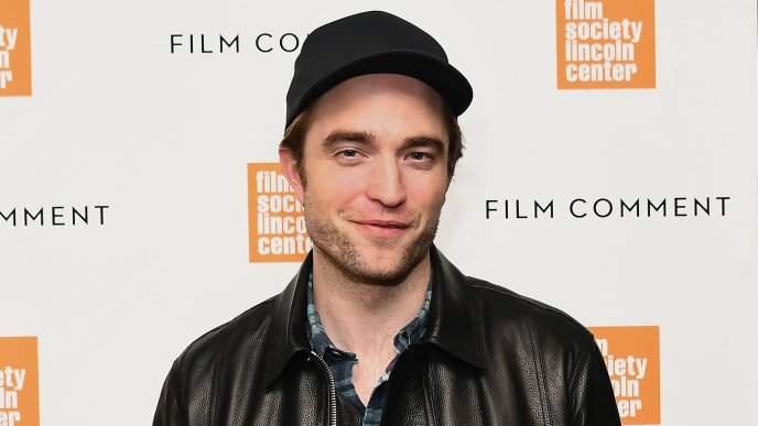 "NEW YORK, NEW YORK - APRIL 04: Robert Pattinson attends The Film Society of Lincoln Center's, Film Comment Free Talk for ""High Life"" at Elinor Bunin Munroe Film Center on April 04, 2019 in New York City. (Photo by Nicholas Hunt/Getty Images)"