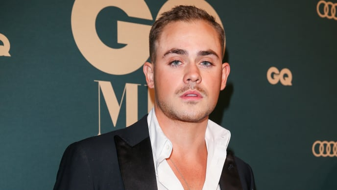 SYDNEY, AUSTRALIA - NOVEMBER 14:  Dacre Montgomery attends the GQ Australia Men of The Year Awards at The Star on November 14, 2018 in Sydney, Australia.  (Photo by Caroline McCredie/Getty Images for GQ Australia)