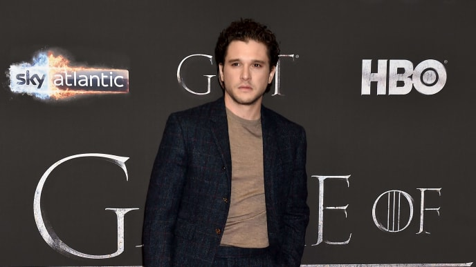 """BELFAST, NORTHERN IRELAND - APRIL 12:   Kit Harington attends the """"Game of Thrones"""" Season 8 screening at the Waterfront Hall on April 12, 2019 in Belfast, Northern Ireland. (Photo by Charles McQuillan/Getty Images)"""