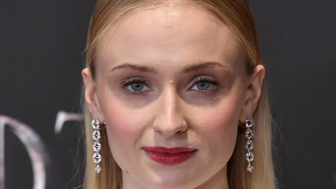 BELFAST, NORTHERN IRELAND - APRIL 12:   Sophie Turner attends the 'Game of Thrones' Season 8 screening at the Waterfront Hall on April 12, 2019 in Belfast, Northern Ireland. (Photo by Charles McQuillan/Getty Images)