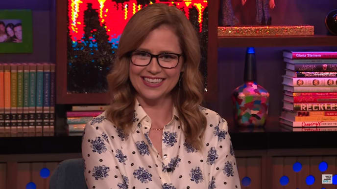 Jenna Fischer / YouTube