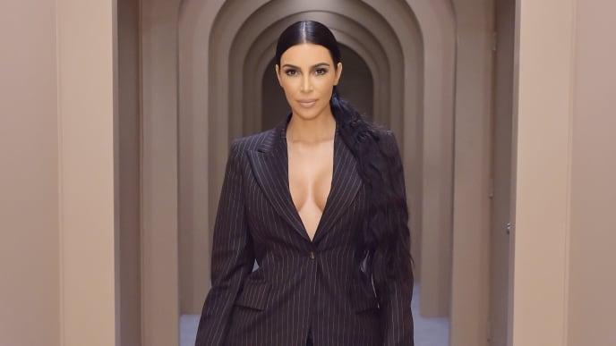 Kim Kardashian shares sweet throwback photo for birthday tribute to Allison Slatter
