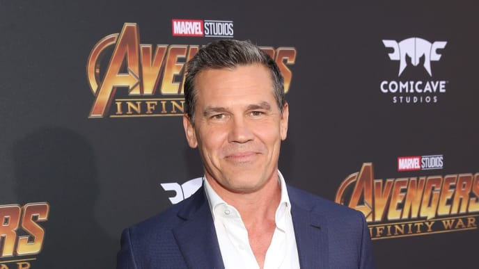 HOLLYWOOD, CA - APRIL 23:  Actor Josh Brolin attends the Los Angeles Global Premiere for Marvel Studios' Avengers: Infinity War on April 23, 2018 in Hollywood, California.  (Photo by Jesse Grant/Getty Images for Disney)