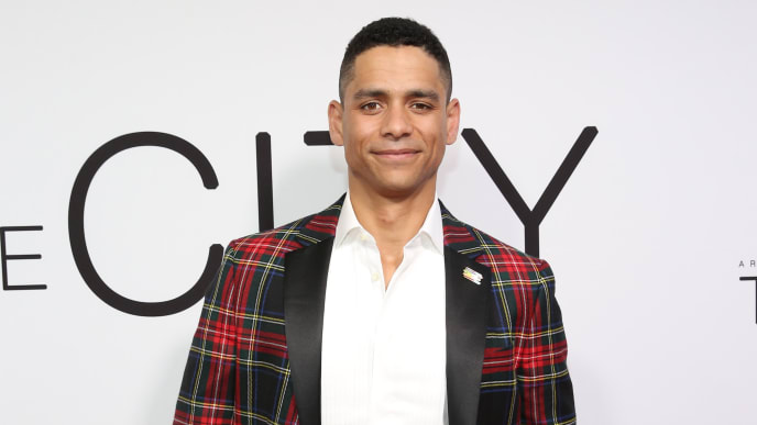 "NEW YORK, NEW YORK - JUNE 03: Charlie Barnett attends Netflix's ""Tales of the City"" New York Premiere at The Metrograph on June 03, 2019 in New York City. (Photo by Monica Schipper/Getty Images for NETFLIX)"