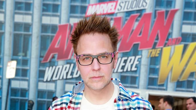 HOLLYWOOD, CA - JUNE 25:  James Gunn attends the premiere of Disney And Marvel's 'Ant-Man And The Wasp' on June 25, 2018 in Hollywood, California.  (Photo by Rich Fury/Getty Images)
