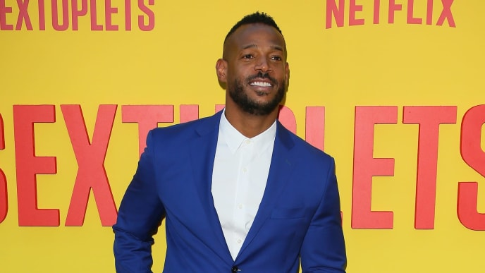 "HOLLYWOOD, CALIFORNIA - AUGUST 07: Marlon Wayans attends the premiere of Netflix's ""Sextuplets"" at ArcLight Hollywood on August 07, 2019 in Hollywood, California. (Photo by Jean Baptiste Lacroix/Getty Images)"