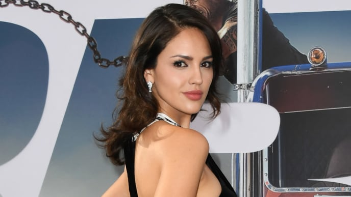 """HOLLYWOOD, CALIFORNIA - JULY 13:  Eiza Gonzalez attends the Premiere Of Universal Pictures' """"Fast & Furious Presents: Hobbs & Shaw"""" at Dolby Theatre on July 13, 2019 in Hollywood, California. (Photo by Jon Kopaloff/Getty Images)"""