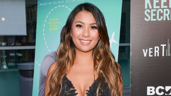"""HOLLYWOOD, CALIFORNIA - AUGUST 28: Revian Chang attends the premiere of Vertical Entertainment's """"Can You Keep A Secret?"""" at ArcLight Hollywood on August 28, 2019 in Hollywood, California. (Photo by Matt Winkelmeyer/Getty Images)"""