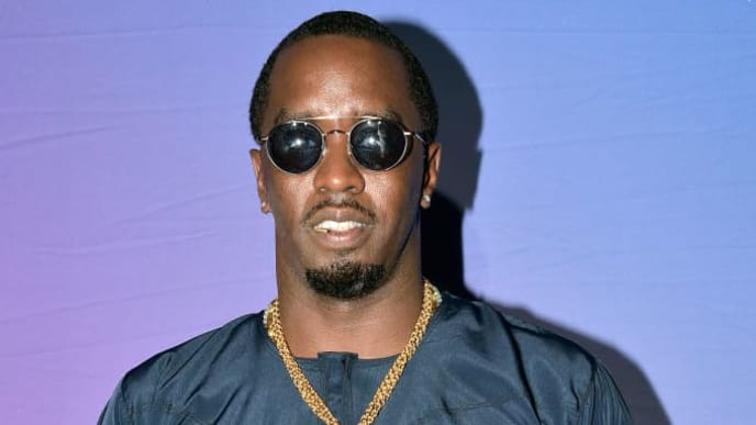 """ATLANTA, GEORGIA - SEPTEMBER 14: Sean """"Diddy"""" Combs attends day 3 of REVOLT Summit x AT&T Summit on September 14, 2019 in Atlanta, Georgia. (Photo by Moses Robinson/Getty Images for Revolt)"""