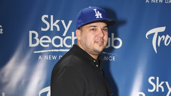 Rob Kardashian being dad-shamed for giving daughter Dream a daughter
