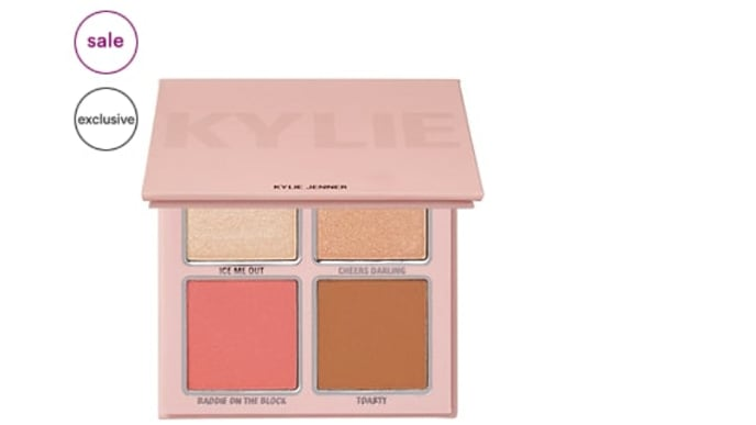 Kylie Holiday Face Palette