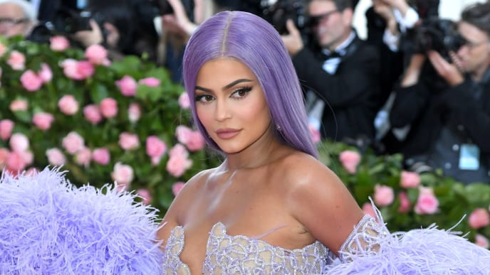 Kylie Jenner At The The 2019 Met Gala Celebrating Camp: Notes On Fashion