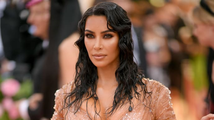NEW YORK, NEW YORK - MAY 06: Kim Kardashian West attends The 2019 Met Gala Celebrating Camp: Notes on Fashion at Metropolitan Museum of Art on May 06, 2019 in New York City. (Photo by Neilson Barnard/Getty Images)