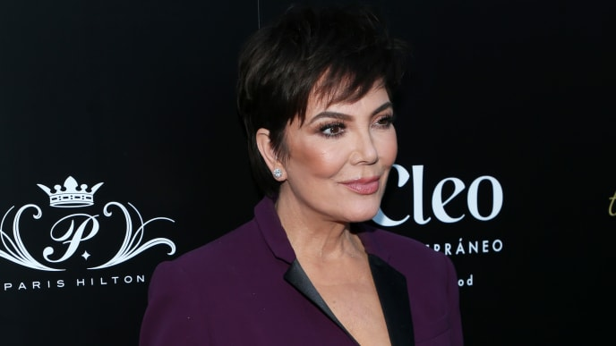 HOLLYWOOD, CALIFORNIA - JUNE 19: Kris Jenner attends The Glam App Celebration Event at Cleo on June 19, 2019 in Hollywood, California. (Photo by Phillip Faraone/Getty Images)