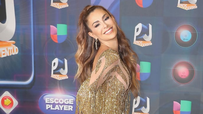 MIAMI, FL - JULY 16: Ninel Conde attends Univision's Premios Juventud 2015 at Bank United Center on July 16, 2015 in Miami, Florida.  (Photo by John Parra/Getty Images For Univision)