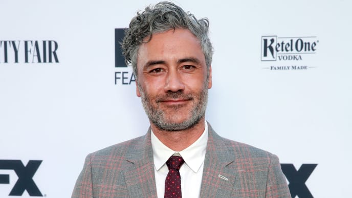 CENTURY CITY, CALIFORNIA - SEPTEMBER 21: Taika Waititi attends Vanity Fair and FX's annual Primetime Emmy Nominations Party on September 21, 2019 in Century City, California. (Photo by Rich Fury/Getty Images)