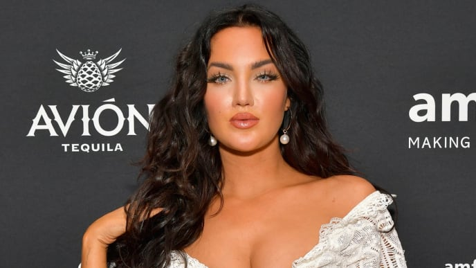 NEW YORK, NY - JUNE 21:  Natalie Halcro attends the amfAR GenCure Solstice 2018 on June 21, 2018 in New York City.  (Photo by Dia Dipasupil/Getty Images)