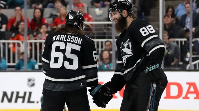 Golden Knights vs Sharks Game 1 Betting Lines, Odds and Prop Bets