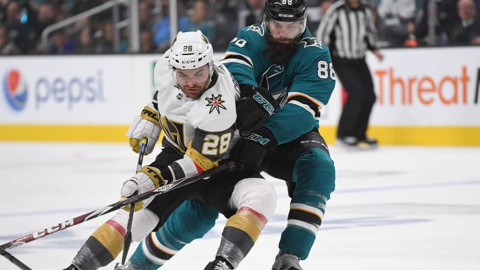 Golden Knights vs Sharks Game 2 Betting Lines, Spread, Odds and Prop