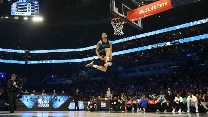 2019 AT&T Slam Dunk