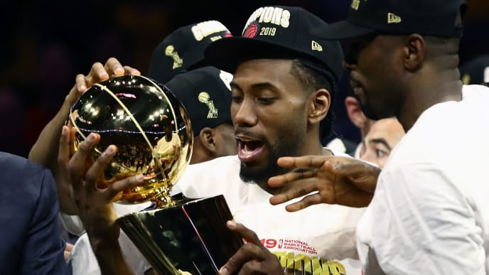 Odds To Win 2020 Nba Finals Favor The Clippers After