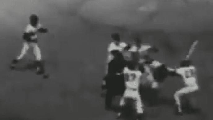 La pelea entre Marichal y Roseboro ocurrió en 1965 en la MLB
