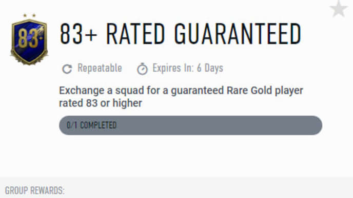 Upgrade SBCs were released Tuesday for FIFA 20 Team of the Year in Ultimate Team