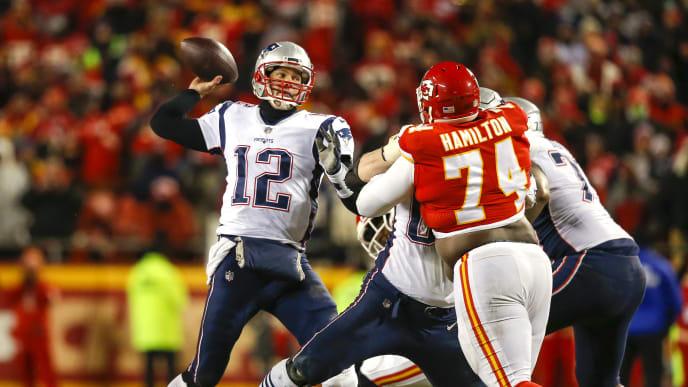 Tom Brady - American Football Quarterback, Justin Hamilton