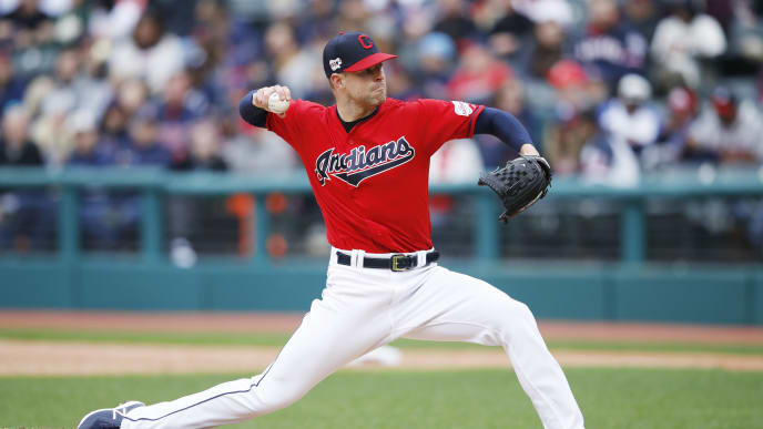 Corey Kluber reportedly has four teams pursuing him via trade this offseason.