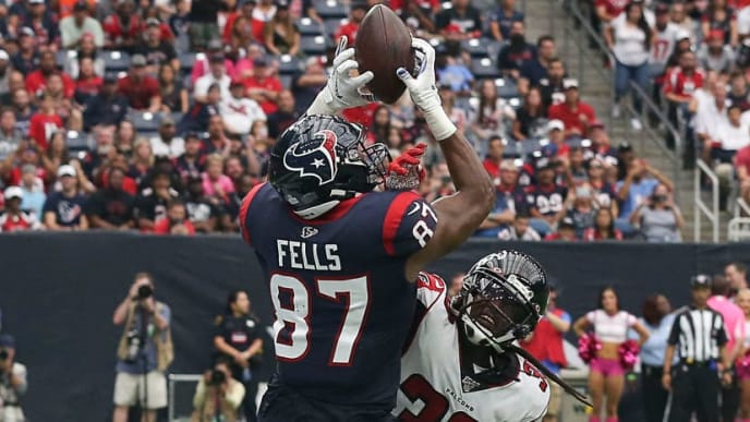 Image result for darren fells texans