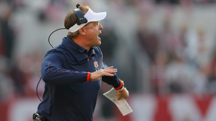 5 College Football Coaches On The Hot Seat Heading Into New