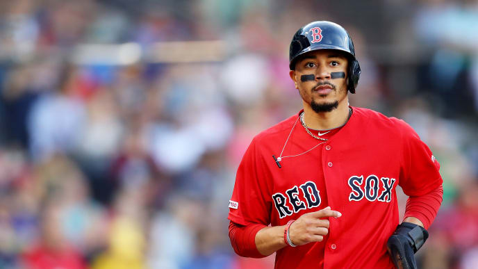 Boston Red Sox OF Mookie Betts