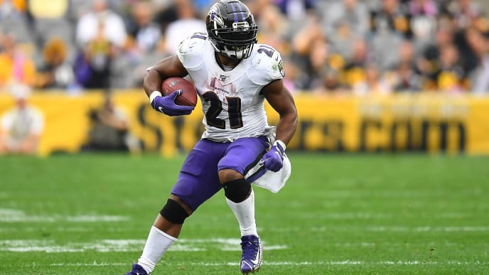 Mark Ingram Fantasy Outlook Drops With Matchup Against ...