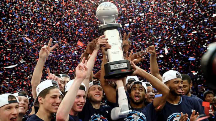 Big East Basketball Tournament - Championship