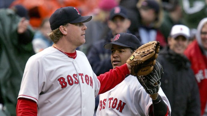 Former Red Sox Manny Ramirez and Curt Schilling both up for Hall of Fame