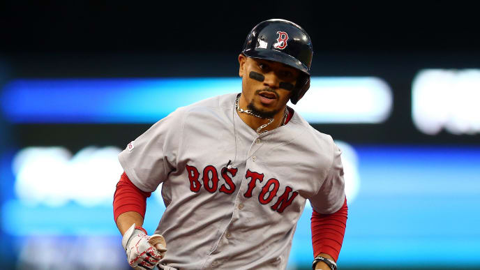 Red Sox Reportedly Mulling Offers From Dodgers and Padres in Potential Mookie Betts Trade