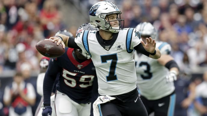 Jaguars Vs Panthers Odds Date Time Spread And Prop Bets