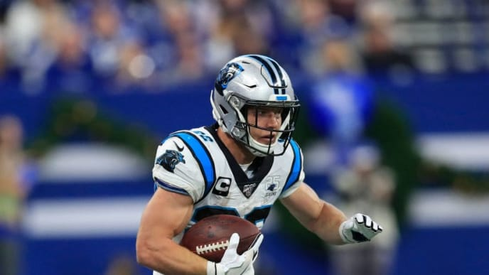 Christian McCaffrey is reaching superstar status in the NFL and doesn't show signs of slowing down.
