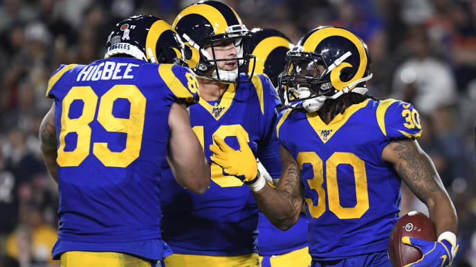 The Rams defeated the Bears, 17-7, in Week 11.