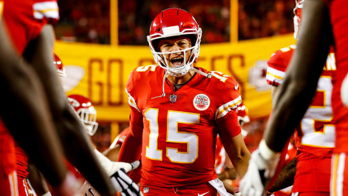Patrick Mahomes And Deshaun Watson Combine For Best