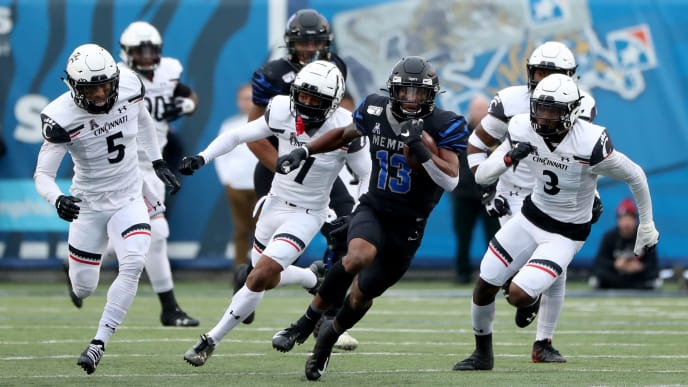 Cincinnati Vs Memphis Odds Spread Location Date Start