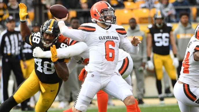 4 Best Prop Bets For Steelers Vs Browns Week 11 Thursday