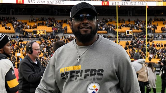 Mike Tomlin would know how to properly deploy Cam