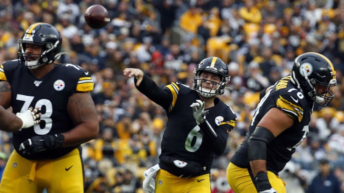 The Pittsburgh Steelers are the No. 6 seed in the AFC playoffs coming into Sunday's contest.