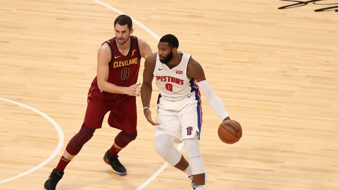 Andre Drummond, Kevin Love
