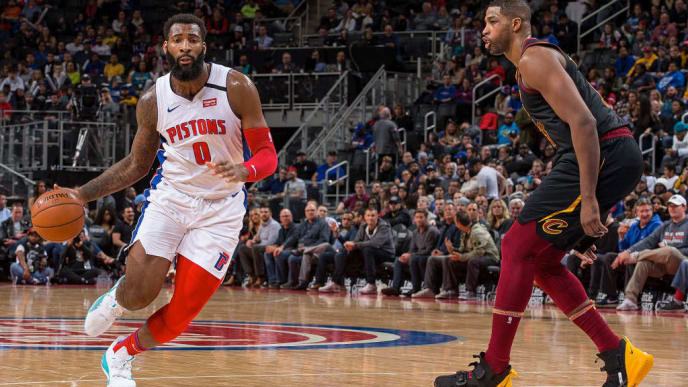 Tristan Thompson, Andre Drummond
