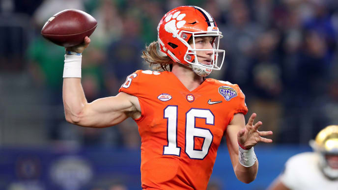 Georgia Tech Vs Clemson 2019 Week 1 College Football Betting
